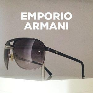 Emporio Armani Men's Sunglasses. Model: EA 9885/S